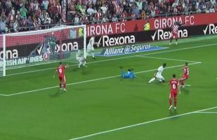 Real Madrid vs. Girona: Borja García marcó este notable gol a Keylor Navas | VIDEO
