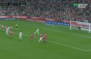Real Madrid vs. Girona: Ramos marcó el 1-1 a través de penal a lo 'Panenka' | VIDEO
