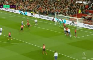 Manchester United vs. Tottenham: 'Red Devils' recibieron dos goles en 120 segundos | VIDEO