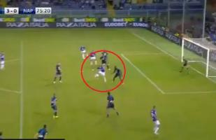 YouTube: golazo de volea marcado por Quagliarella remece toda Italia | VIDEO