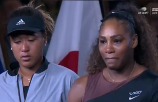 Serena Williams vs. Naomi Osaka: abucheos en la premiación debido a los reclamos de Williams | VIDEO