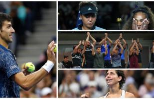 US Open: seis momentos claves en el último Grand Slam del año | FOTOS Y VIDEOS