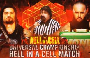 WWE RAW: Mick Foley será el árbitro especial del Reigns vs. Strowman en Hell in a Cell