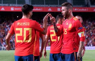 España vs. Croacia: Sergio Ramos pone su sello en la goleada [VIDEO]
