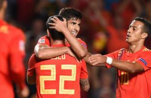 España goleó 6-0 a Croacia por la segunda fecha de la UEFA Nations League | VIDEO