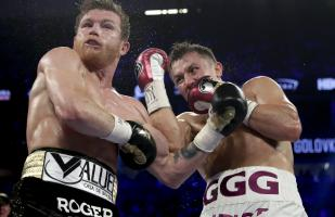'Canelo' vs. Golovkin 2 2018: increíble uppercut remeció al púgil mexicano en el cuarto round | VIDEO