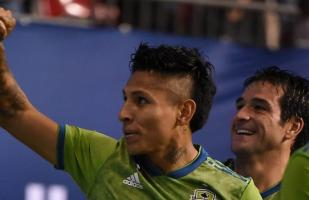 Ruidíaz marcó el primer gol de Seattle Sounders ante Vancouver | VIDEO