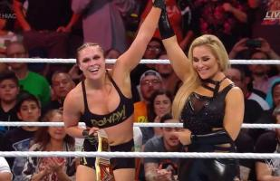 WWE Hell in a Cell 2018 | Ronda Rousey derrotó a Alexa Bliss y retuvo su cinturón | VIDEO
