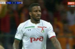 Lokomotiv vs. Galatasaray: Farfán estuvo cerca de anotar 1-1 por Champions League [VIDEO]