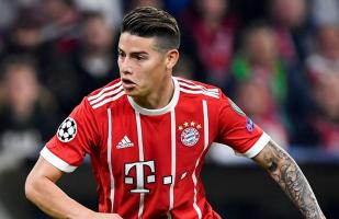 Bayern Múnich vs. Benfica: chocan con James Rodríguez por la Champions League | EN VIVO
