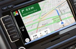 Google Maps trabaja ahora eficientemente con el Apple CarPlay