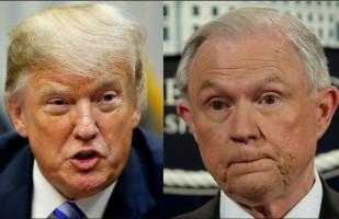 "Donald Trump ataca a Jeff Sessions: ""No tengo Fiscal General"""