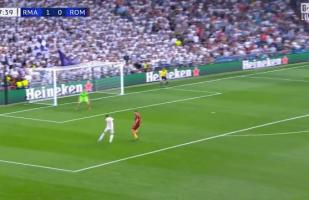 Real Madrid vs. Roma: Gareth Bale finalizó con golazo magistral pase de Modric | VIDEO
