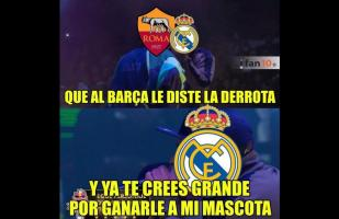 Facebook: Real Madrid vs. Roma y los divertidos memes de su triunfo en Champions League | FOTOS