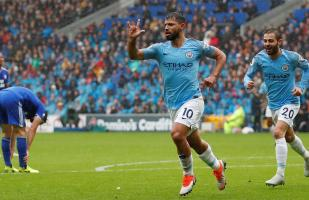 Manchester City aplastó 5-0 al Cardiff City por la sexta fecha de la Premier League | VIDEO