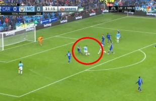 Manchester City vs. Cardiff: mira el golazo del 'Kun' Agüero en la Premier League | VIDEO