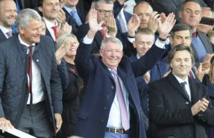 Alex Ferguson vivió un emotivo regreso a Old Trafford | VIDEO