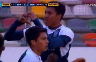 Universitario de Deportes vs. San Martín: Jefferson Portales anota gol del empate en el Monumental | VIDEO