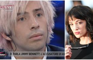 Jimmy Bennett en la TV italiana: