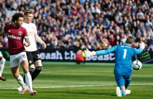 Manchester United en caída libre: perdió 3-1 ante West Ham por Premier League | VIDEO