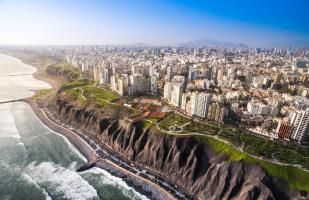 Lima, por Richard Webb