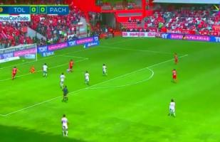 Toluca vs. Pachuca: Canelo anotó el 1-0 en el estadio Nemesio Camacho | VIDEO