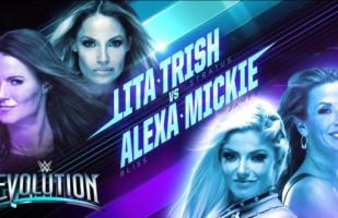 WWE: Trish Stratus y Lita regresarán para luchar con Alexa Bliss y Mickie James en Evolution | VIDEO