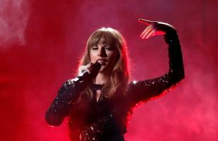 American Music Awards 2018: Taylor Swift abrió la ceremonia con poderosa presentación