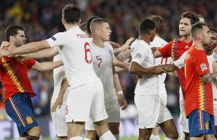 España cayó 3-2 ante Inglaterra en el Benito Villamarín por la UEFA Nations League | VIDEO