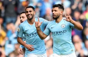 Manchester City goleó 5-0 a Burnley por la fecha 9° de la Premier League