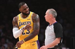 NBA: ¿Falta de jerarquía o poca concentración en los Lakers de LeBron James? | VIDEO
