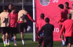 Así reaccionaron los cracks del Real Madrid ante agresión de Sergio Ramos a juvenil | VIDEO