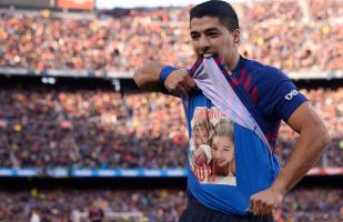 Barcelona vs. Real Madrid: la celebración de Suárez, el enfado de Courtois y el 2-0 blaugrana | VIDEO