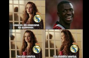 Facebook: Vinícius Junior apareció en triunfo del Real Madrid y generó estos divertidos memes | FOTOS