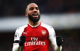 Arsenal vs. Liverpool: Lacazette anotó el 1-1 para los 'Gunners' con un gran derechazo | VIDEO