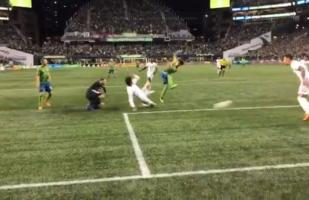 Seattle Sounders vs. Portland Timbers: Raúl Ruidíaz anotó el 1-0 en la semifinal de la MLS | VIDEO