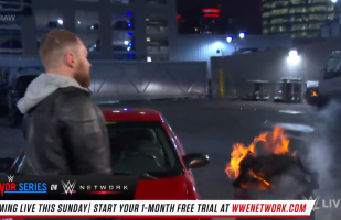 WWE RAW EN VIVO: Dean Ambrose quemó su chaleco y selló el final del grupo The Shield | VIDEO