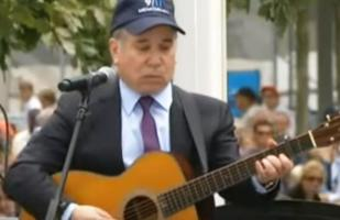 YouTube viral: Paul Simon canta la versión más emotiva de su clásico 'The Sound of Silence' | VIDEO