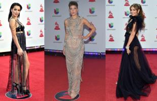 Grammy Latino 2018: los looks más 'glam' del evento | FOTOS