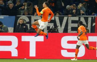 Alemania vs. Holanda EN VIVO: 'Naranja Mecánica' marcó dos goles en cinco minutos por la UEFA Nations League