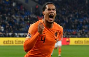 Holanda empató 2-2 ante Alemania y se clasificó al Final Four de la UEFA Nations League | VIDEO