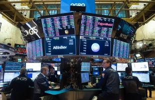 Wall Street cierra en verde por ganancias de Goldman Sachs y Bank of America