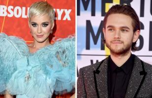"Katy Perry y Zedd comparten adelantos de su nueva canción ""365"" 