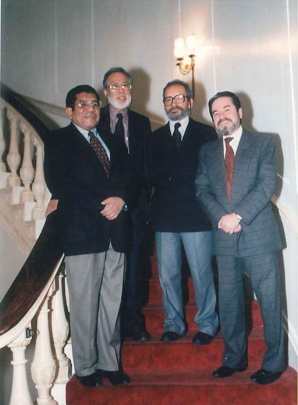 Gregorio Martínez, Washington D.C., 1997