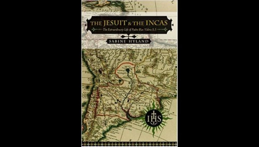 The Jesuit and the Incas