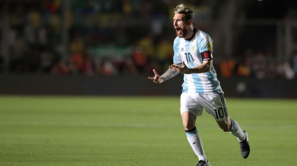Messi colombia 2016