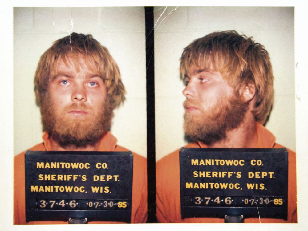 Steven Avery, protagonista de la serie documental Making a Murderer.