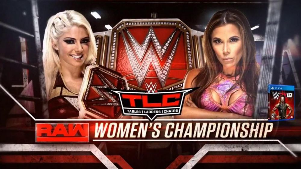 Campeonato Femenino de Raw: Alexa Bliss (c) vs. Mickie James