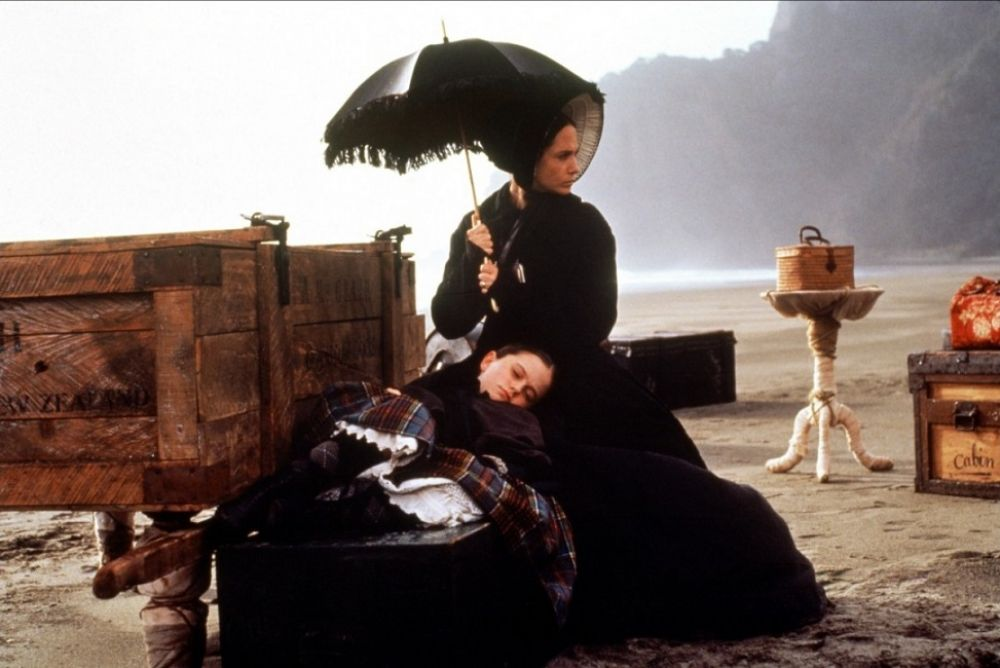 El piano, de Jane Campion