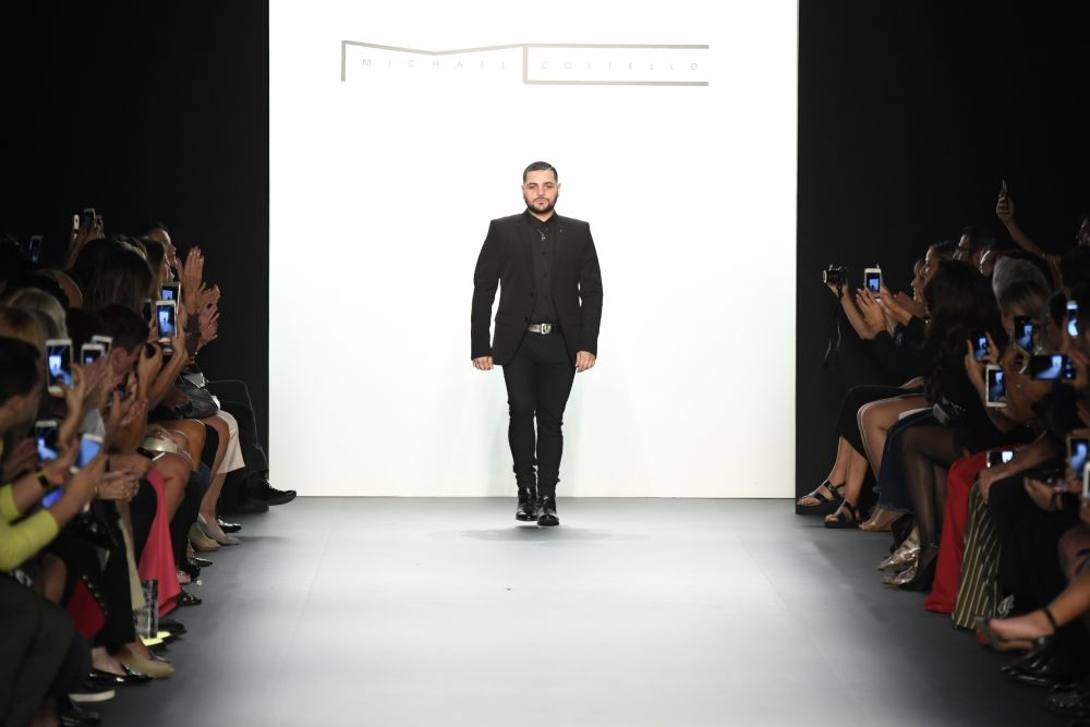 Michael Costello pasarelas
